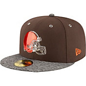 New Era Men's Cleveland Browns 2016 NFL Draft 59Fifty Brown Fitted Hat