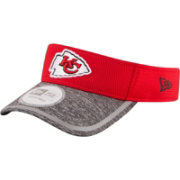 New Era Men's Kansas City Chiefs 2016 Training Camp Official Red Visor