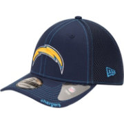 New Era Men's San Diego Chargers 39Thirty Neo Flex Navy Hat