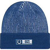 New Era Men's Indianapolis Colts Sideline 2016 Tech Knit Hat