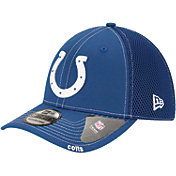 New Era Men's Indianapolis Colts 39Thirty Neo Flex Blue Hat
