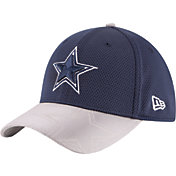 New Era Men's Dallas Cowboys Sideline 2016 39Thirty On-Field Flex Hat