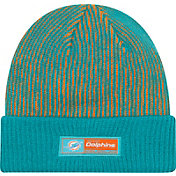 New Era Men's Miami Dolphins Sideline 2016 Tech Knit Hat