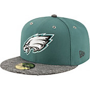 New Era Men's Philadelphia Eagles 2016 NFL Draft 59Fifty Green Fitted Hat