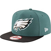 New Era Men's Philadelphia Eagles Sideline 2016 9Fifty On-Field Adjustable Hat
