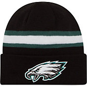 New Era Men's Philadelphia Eagles Color Rush 2016 On-Field Knit Hat