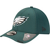 New Era Men's Philadelphia Eagles 39Thirty Neo Flex Green Hat