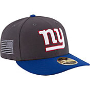 New Era Men's New York Giants Crafted in America 59Fifty Graphite Fitted Hat