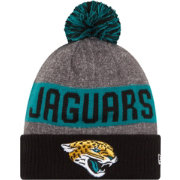 New Era Men's Jacksonville Jaguars Sideline 2016 Sport Knit Hat
