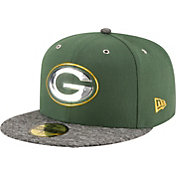 New Era Men's Green Bay Packers 2016 NFL Draft 59Fifty Green Fitted Hat