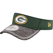 New Era Men's Green Bay Packers 2016 Training Camp Official Green Visor