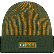 New Era Men's Green Bay Packers Sideline 2016 Tech Knit Hat