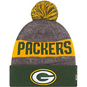 New Era Men's Green Bay Packers Sideline 2016 Sport Knit Hat