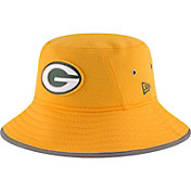 New Era Men's Green Bay Packers 2016 Training Camp Reverse Bucket Hat