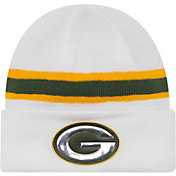 New Era Men's Green Bay Packers Color Rush 2016 On-Field Knit Hat