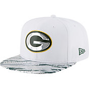 New Era Men's Green Bay Packers Color Rush 2016 On-Field 9Fifty Adjustable Hat