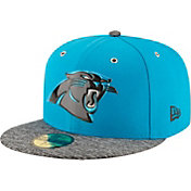 New Era Men's Carolina Panthers 2016 NFL Draft 59Fifty Blue Fitted Hat
