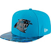 New Era Men's Carolina Panthers Color Rush 2016 On-Field 9Fifty Adjustable Hat