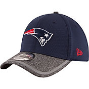 New Era Men's New England Patriots 2016 Training Camp Official 39Thirty Flex Hat