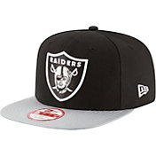 New Era Men's Oakland Raiders Sideline 2016 9Fifty On-Field Adjustable Hat