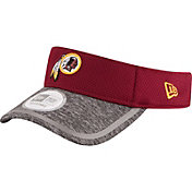 New Era Men's Washington Redskins 2016 Training Camp Official Red Visor