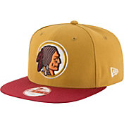 New Era Men's Washington Redskins Sideline 2016 9Fifty On-Field Adjustable Hat
