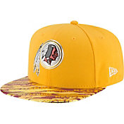 New Era Men's Washington Redskins Color Rush 2016 On-Field 9Fifty Adjustable Hat