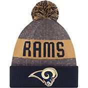 New Era Men's Los Angeles Rams Sideline 2016 Sport Knit Hat