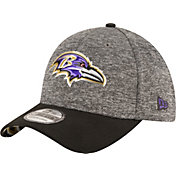 New Era Men's Baltimore Ravens 2016 NFL Draft 39Thirty Black Flex Fit Hat