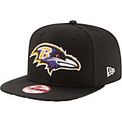 New Era Men's Baltimore Ravens Sideline 2016 9Fifty On-Field Adjustable Hat