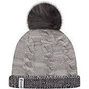 New Era Women's Baltimore Ravens Cozy Team Grey Cuffed Knit Hat