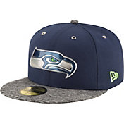 New Era Men's Seattle Seahawks 2016 NFL Draft 59Fifty Navy Fitted Hat