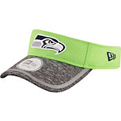 New Era Men's Seattle Seahawks 2016 Training Camp Official Navy Visor
