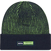 New Era Men's Seattle Seahawks Sideline 2016 Tech Knit Hat