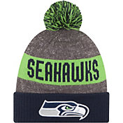 New Era Men's Seattle Seahawks Sideline 2016 Sport Knit Hat