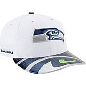 New Era Men's Seattle Seahawks 2017 NFL Draft 59Fifty Fitted White Hat
