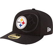 New Era Men's Pittsburgh Steelers Sideline 2016 59Fifty On-Field Fitted Hat