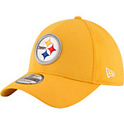 New Era Men's Pittsburgh Steelers Sideline 2016 Tech 39Thirty Flex Hat