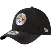 New Era Men's Pittsburgh Steelers Color Rush 2016 On-Field 39Thirty Flex Hat