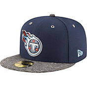 New Era Men's Tennessee Titans 2016 NFL Draft 59Fifty Navy Fitted Hat