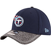 New Era Men's Tennessee Titans 2016 Training Camp Official 39Thirty Flex Hat