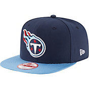 New Era Men's Tennessee Titans Sideline 2016 9Fifty On-Field Adjustable Hat