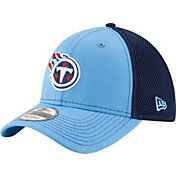 New Era Men's Tennessee Titans Team Front Neo 39Thirty Flex Hat
