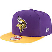 New Era Men's Minnesota Vikings Sideline 2016 9Fifty On-Field Adjustable Hat