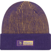 New Era Men's Minnesota Vikings Sideline 2016 Tech Knit Hat