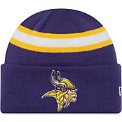 New Era Men's Minnesota Vikings Color Rush 2016 On-Field Knit Hat