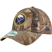 New Era Men's Buffalo Sabres 9Forty The League Real Tree Camo Adjustable Hat