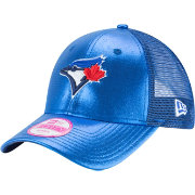 New Era Women's Toronto Blue Jays 9Forty Glam Team Royal Adjustable Hat