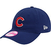 New Era Women's Chicago Cubs 9Forty Essential Royal Adjustable Hat