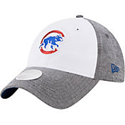 New Era Women's Chicago Cubs 9Twenty Sparkle Shade White/Grey Adjustable Hat